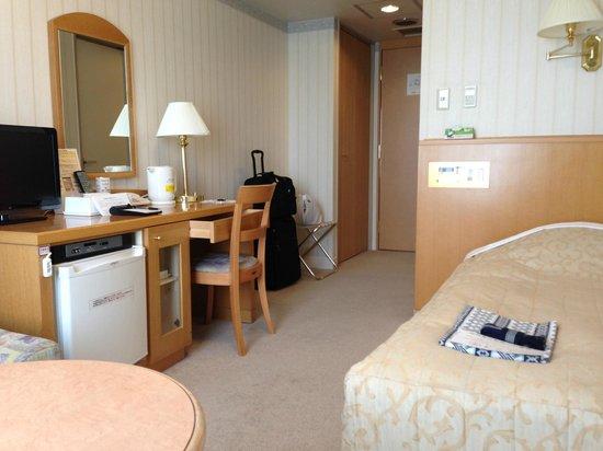 Hotel Welview Kagoshima: 客室