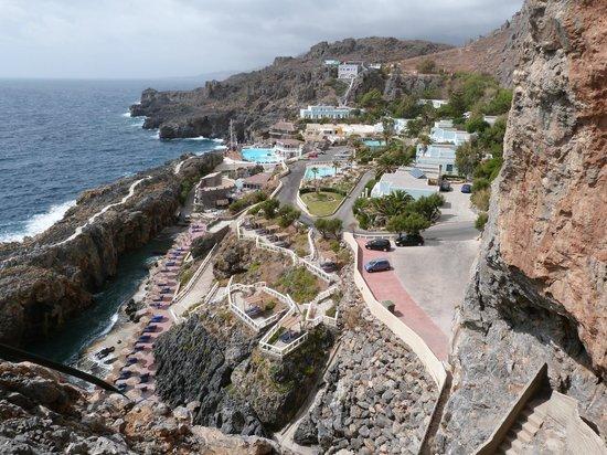 Kalypso Cretan Village : vue d'ensemble