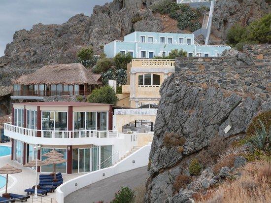 Kalypso Cretan Village : batiment principal