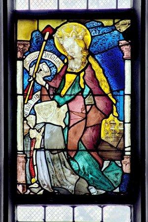 Dom St. Maria: vetrata dettaglio