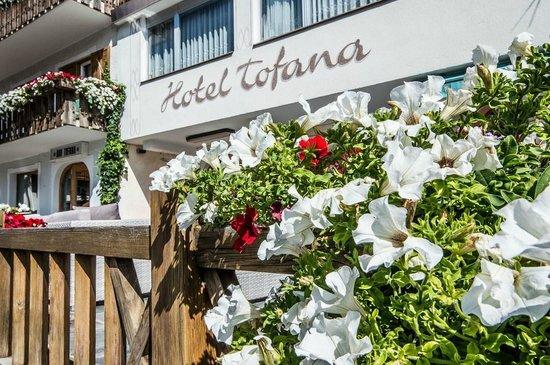 Hotel Tofana: entrata