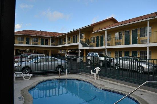 Comfort Inn Santa Cruz: Comfort Inn