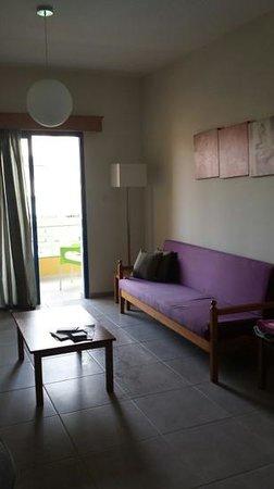 Damon Hotel Apartments : living room