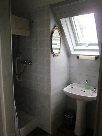 Lough Owel Lodge: angolo doccia