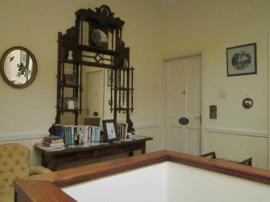 Lough Owel Lodge: corridoio 1° piano