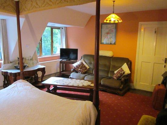 Lough Owel Lodge: interno camera