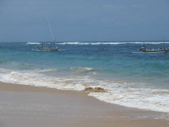 Ayodya Resort Bali: Strand