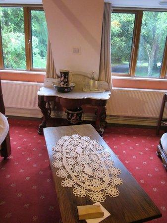 Lough Owel Lodge: particolare interno camera