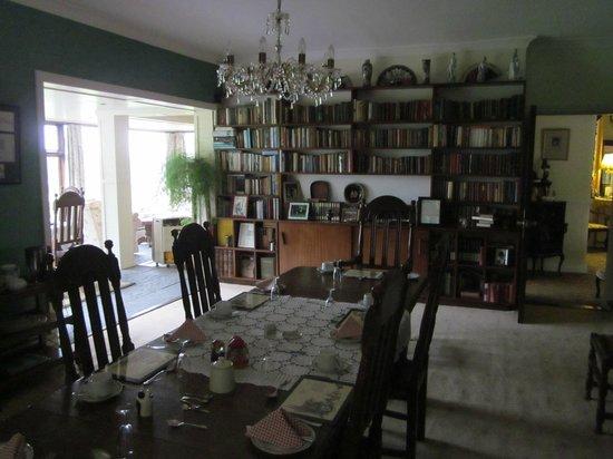 Lough Owel Lodge: sala colazione