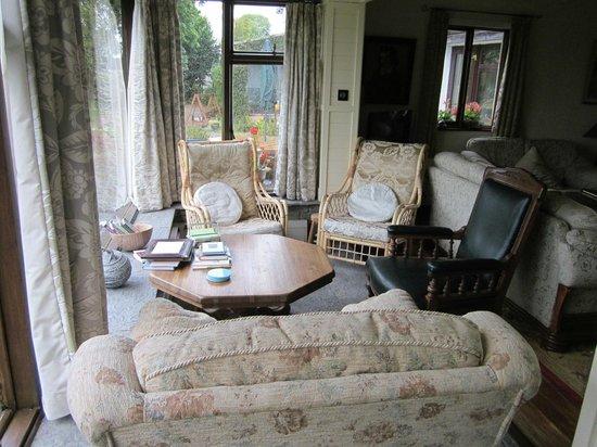 Lough Owel Lodge: salotto