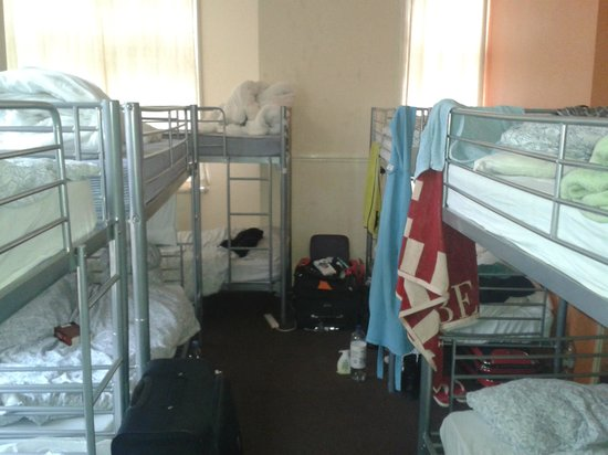 Tribal Hostel London: Bedroom