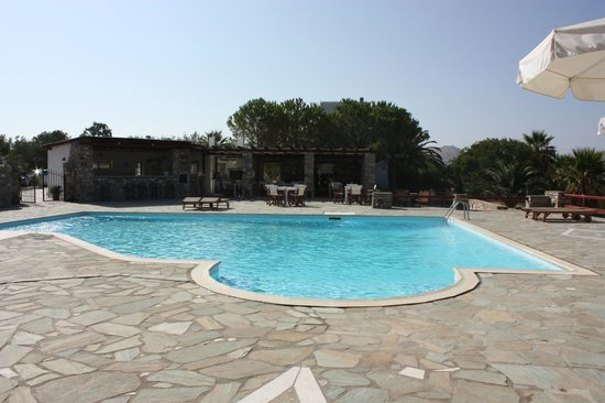 Hotel Swiss Home: Relax in piscina