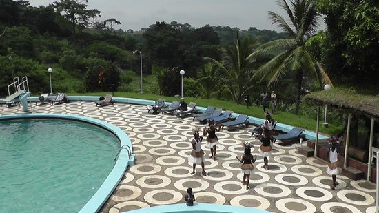 Hotel Mont-Febe : sunday dance