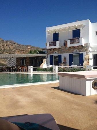 Aegeon Hotel: Hotel Aegeon - Pool