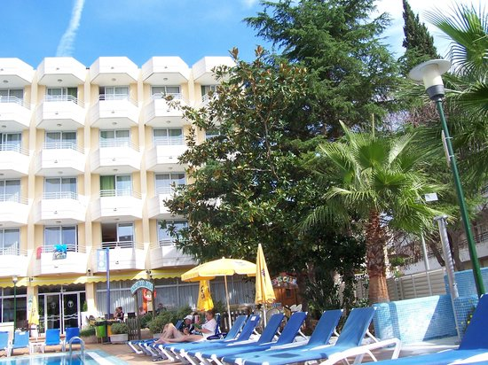 Hotel GHT Oasis Tossa & SPA : hotel
