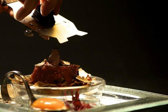 Dieci : Piedmont fassone beef tartar