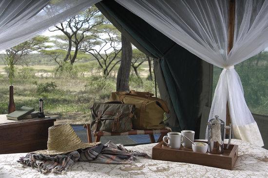 Kirurumu Ngorongoro Camp: Tent View