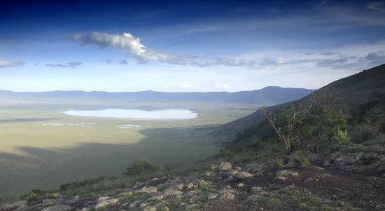 Kirurumu Ngorongoro Camp: Ngorongoro Crater view
