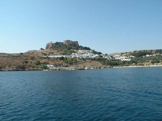 Captain Vasilis Boat Tour: Lindos