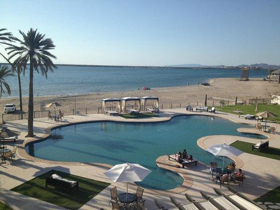 La Posada Hotel & Beach Club: Desde mi habitación