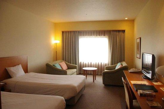 Hotel Twin Ring : ツインルーム