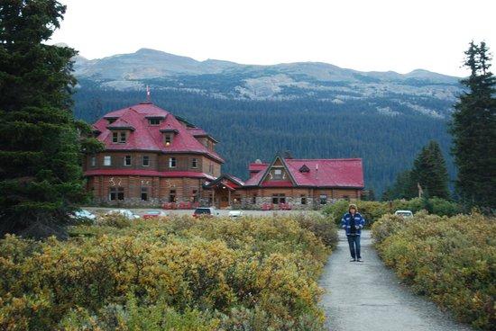 Num-Ti-Jah Lodge: Num Ti Jah Lodge