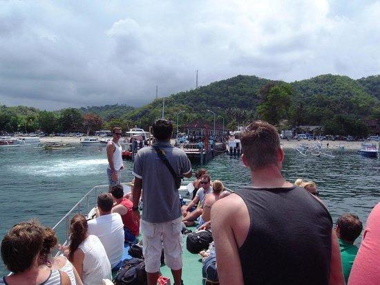 Wahana Gili Ocean: Arrival to Padang bai