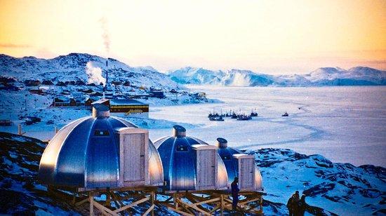 Hotel Arctic Igloos