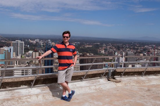 Half-Day Walking Tour: Nairobi Experience: Rooftop at the Convention Centre!