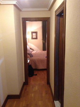 Hernan Cortes Hotel : habitacion