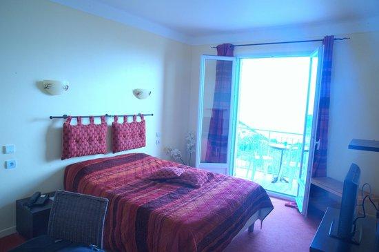 Hotel Scandola: Chambre