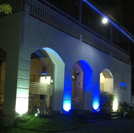 Muvattupuzha, Индия: The night view....