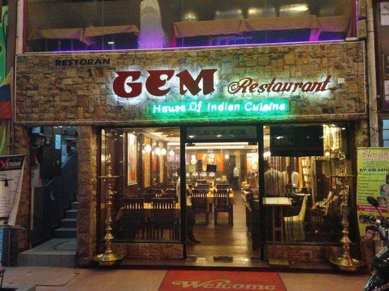 Gem Restaurant: restaurant