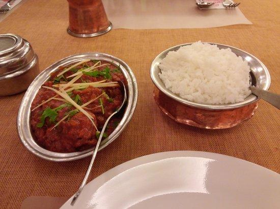 Gem Restaurant: food