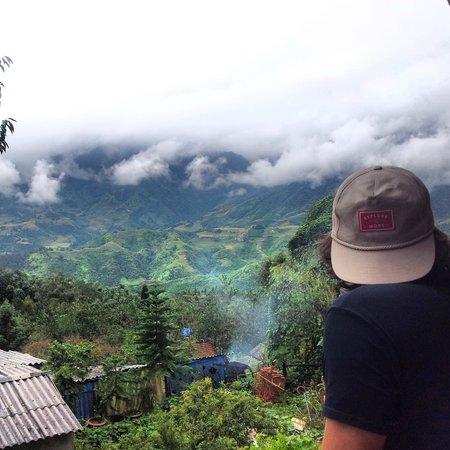 Sapa Unique Hotel: Our breathtaking view
