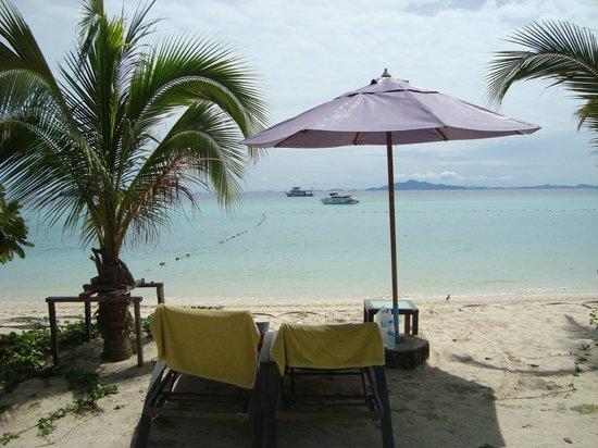 P.P. Erawan Palms Resort : Hotels Beach