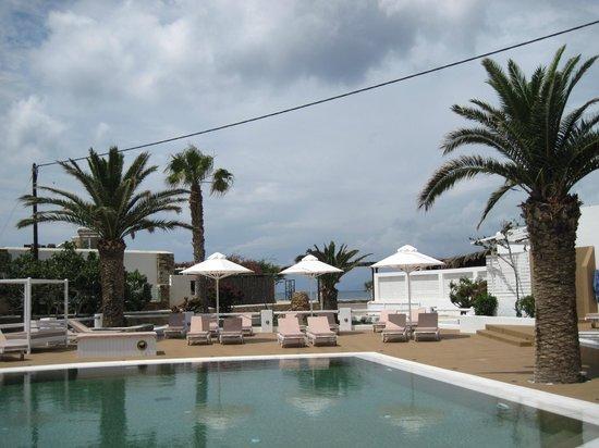 Aegeon Hotel: swimming pool