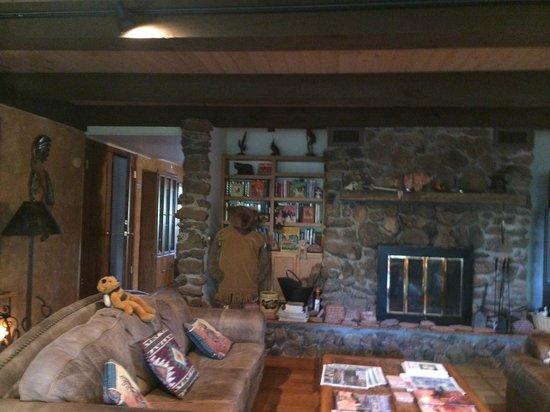 Sedona Bear Lodge: 部屋にはベアがたくさん