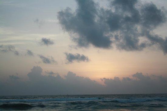 sky view picture of calangute beach calangute tripadvisor