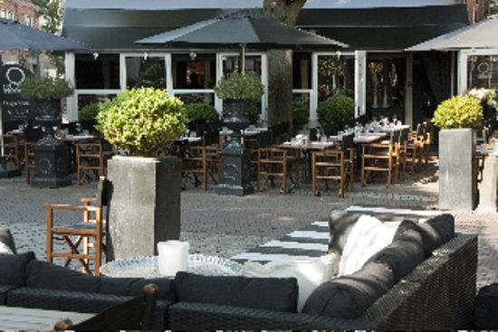 Restaurant Den Ouden Heere : lounge bank