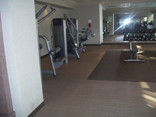 Westin Charlotte: gym