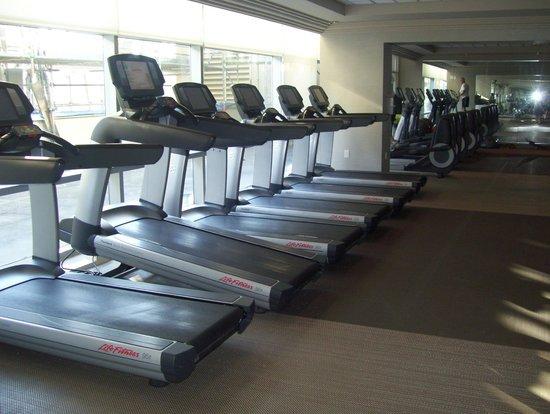 Westin Charlotte: gym2