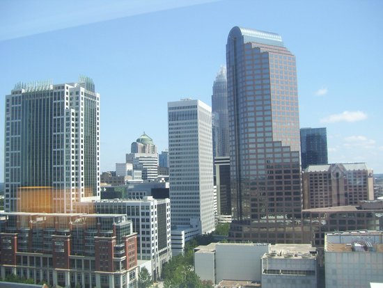 The Westin Charlotte: view