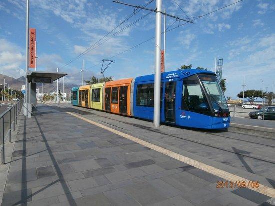 Apartamentos Alta: A Santa Cruz tram