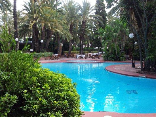 Hotel Huerto Del Cura: piscina