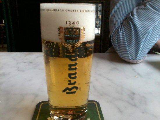 Sjinkerij De Bobbel : Het beroemde Brand Biertje...