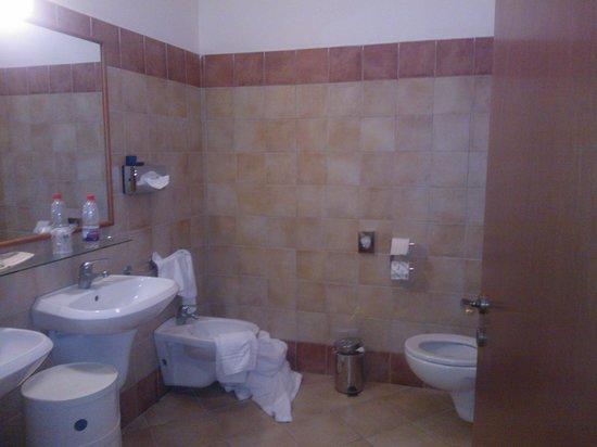 VOI Arenella resort: il bagno