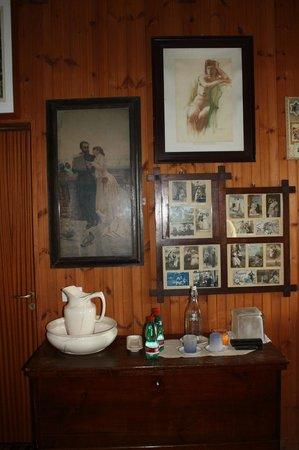 Il Torchio: Наша комната