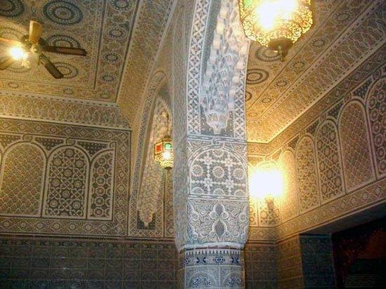 Riad Abla: Hotel & grounds