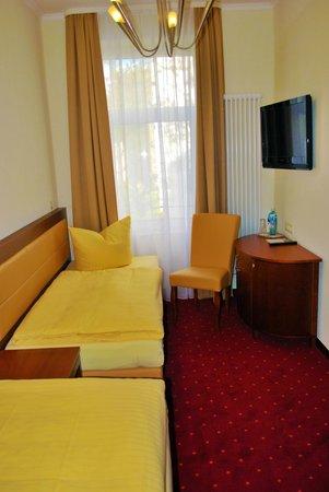 Hotel Arena City Leipzig Mitte: Doppelzimmer Twin
